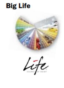 Baumit színkártya Big Life