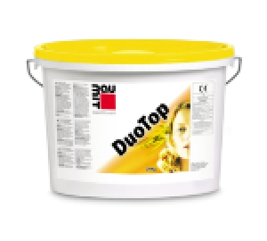 Baumit DuoTop vékonyvakolat kapart 1,5 mm 4.színcsoport