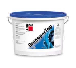 Baumit GranoporTop vékonyvakolat dörzsölt 3 mm 4.színcsoport