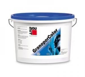 Baumit GranoporColor homlokzati festék - 25 kg - IV. színkategória
