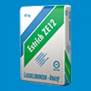 LB-Knauf Estrich ZE12 - cementesztich - 40 kg