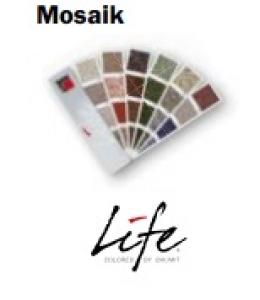 Baumit Mosaik színkártya