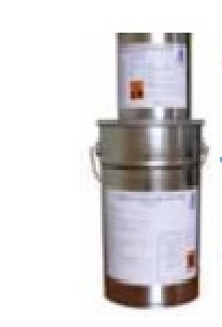 LB-Knauf Epoxy V epoxy vékonybevonat - RAL 7001 sötétszürke - 10+5 kg