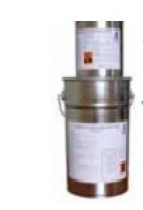 LB-Knauf Epoxy V epoxy vékonybevonat - RAL 1002 homoksárg - 10+5 kg