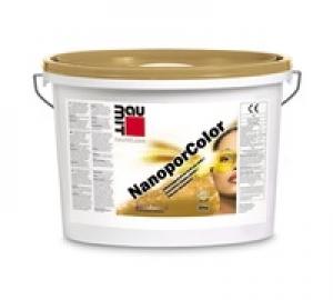 Baumit Nanopor Color homlokzati festék - 25 kg