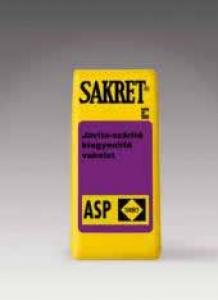 Sakret ASP Javító-szárító kiegyenlítővakolat