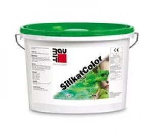Baumit SilikatColor homlokzati festék - 5 kg - IV. színkategória