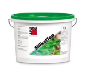 Baumit SilikatTop vékonyvakolat, kapart 2 mm 4.színcsoport