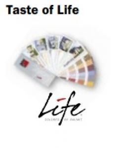 Baumit Taste of Life színkártya